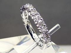 Half Eternity Ring Curve